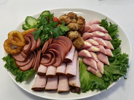 Холодный стол, мясные закуски